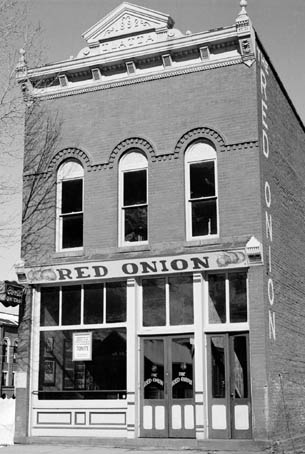 The Red Onion Aspen
