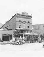 Aspen Historic Photo of the Red Onion